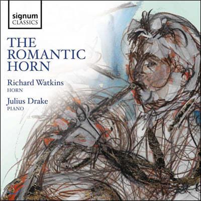 Richard Watkins 로맨틱 호른 연주집 (The Romantic Horn)