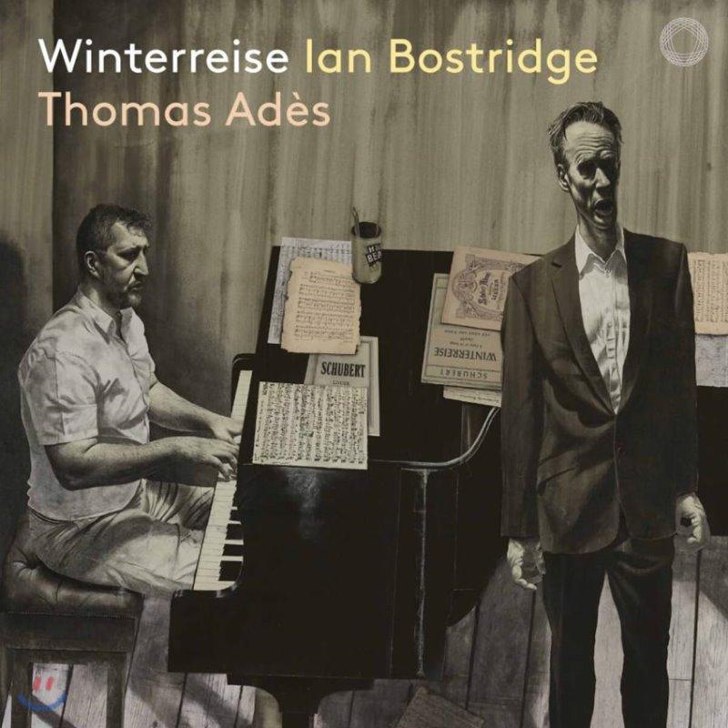 Ian Bostridge 슈베르트: 겨울나그네 - 이안 보스트리지 (Schubert: Winterreise Op. 89)