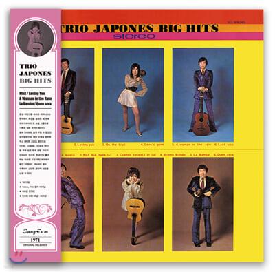 트리오 하파니스 - BIG HIT [핑크 컬러 LP]