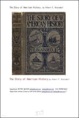 초등학생용 미국역사 (The Story of American History, by Albert F. Blaisdell)