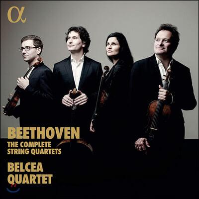Belcea Quartet 베토벤: 현악사중주 전곡 (Beethoven: The Complete String Quartets)