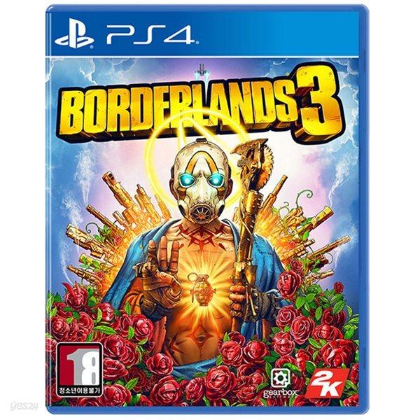 PS4 보더랜드3 한글 일반판