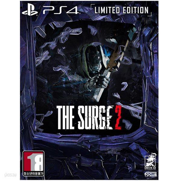 PS4 더 서지2 한글 리미티드 에디션