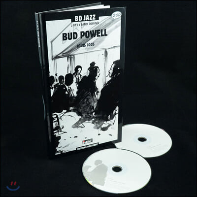 Bud Powell (Illustrated by Louis Joos 루이스 요스)