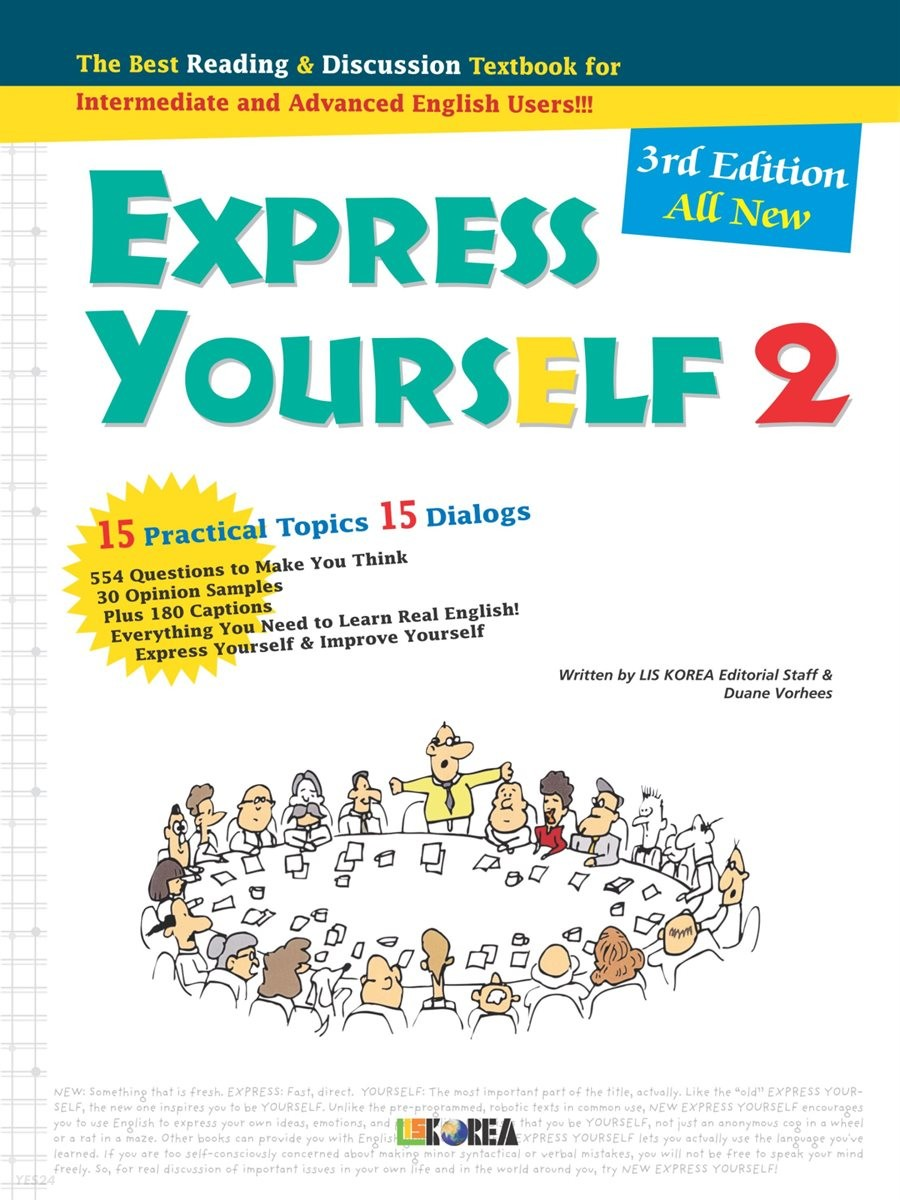 Express Yourself 2 (Third Edition)