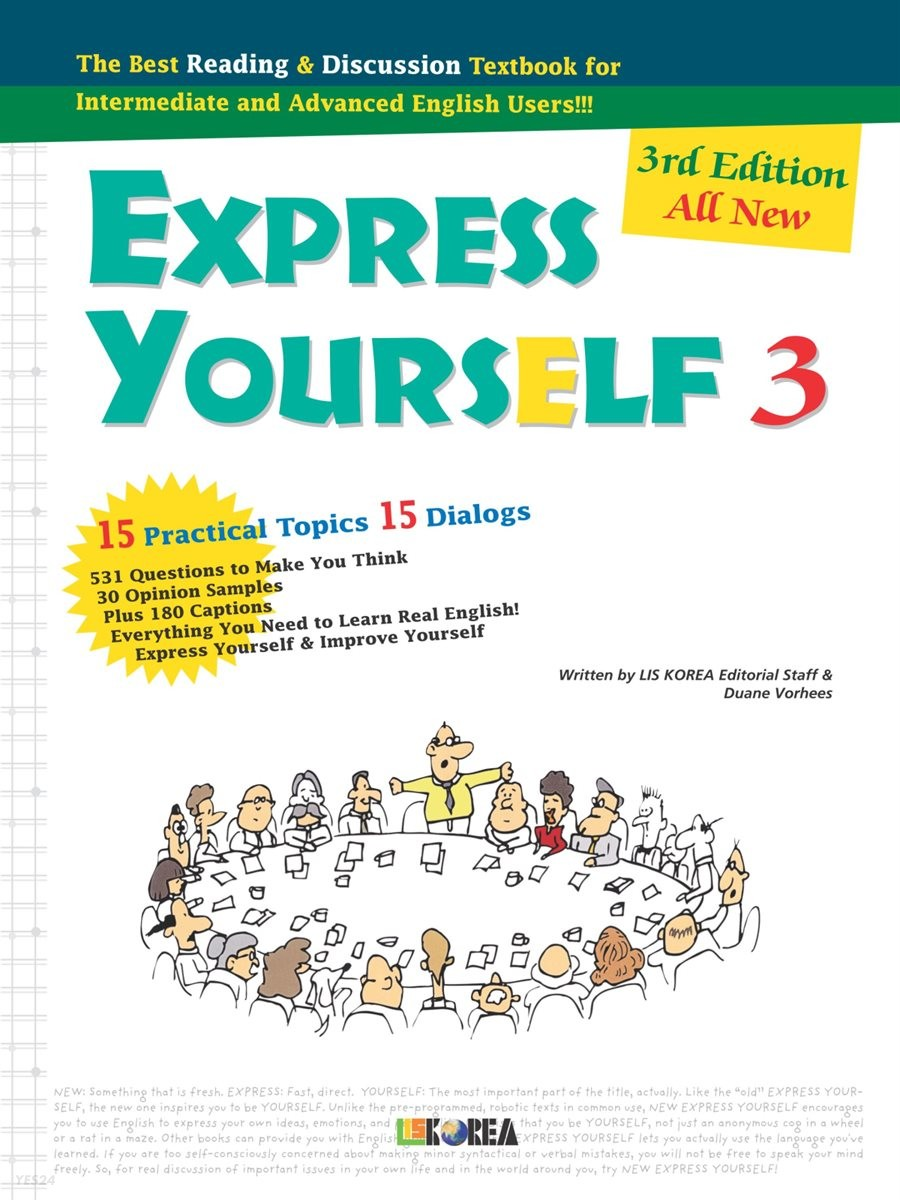 Express Yourself 3 (Third Edition)
