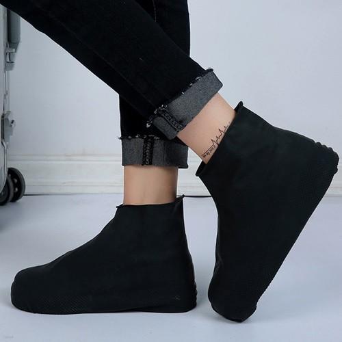 [커버팩토리] 방수 슈즈 신발 보호 라텍스 커버 SHORT