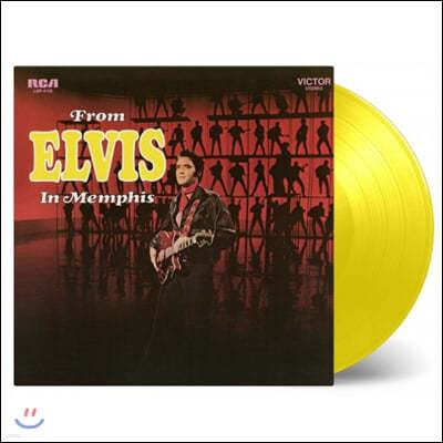 Elvis Presley (엘비스 프레슬리) - From Elvis In Memphis [옐로우 컬러 LP]