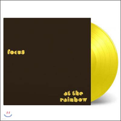 Focus (포커스) - At The Rainbow [옐로우 컬러 LP]