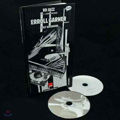 Erroll Garner Vol. 2 (Illustrated by Noely Ratsimiebo 놀리 랏시미에보)