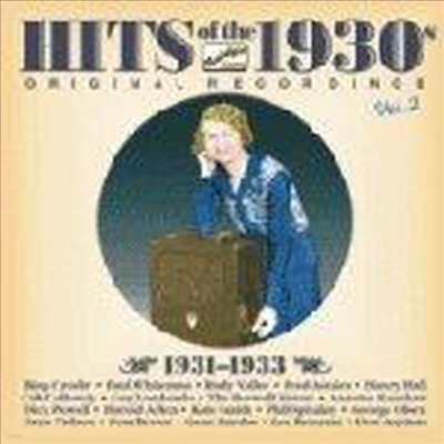 Various Artists - Hits Of The 1930s Vol.2 : 1931-1933