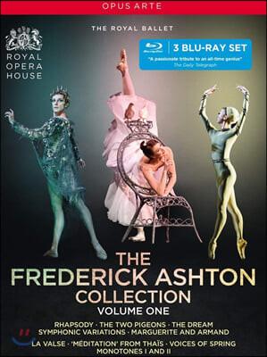The Royal Ballet 프레드릭 애쉬톤 컬렉션 Vol. 1 (The Frederick Ashton Collection, Volume 1)