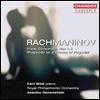 라흐마니노프: 피아노 협주곡 전집 (Rachmaninov : Piano Concerto Nos.1-4) - Earl Wild