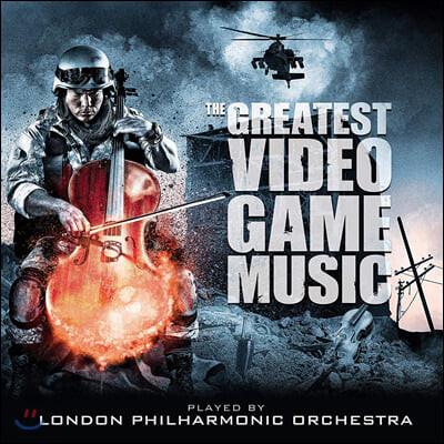 런던 필하모닉 오케스트라가 연주한 게임 음악 모음집 (The Greatest Video Game Music) [2LP]