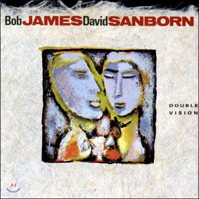 Bob James & David Sanborn (밥 제임스 & 데이비드 샌본) - Double Vision [LP]