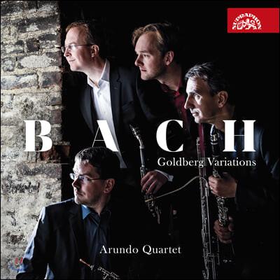 Arundo Quartet 바흐: 골드베르크 변주곡 [목관 앙상블 연주반] - 아룬도 콰르텟