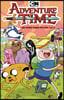 핀과 제이크의 어드벤처 타임 코믹스. 2