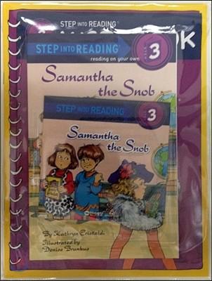 Step into Reading 3 : Samantha the Snob (Book+CD+Workbook)