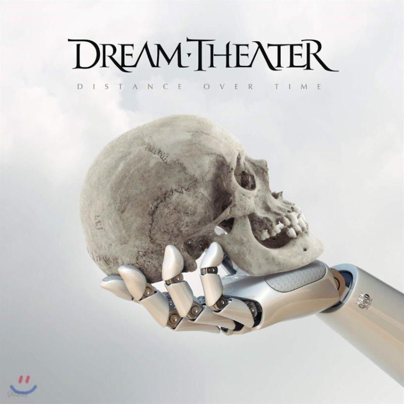 Dream Theater - Distance Over Time 드림 시어터 정규 14집 [CD+블루레이]