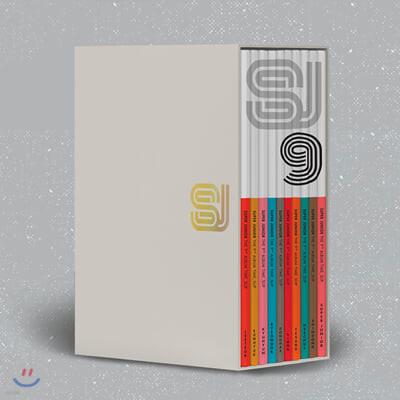 슈퍼주니어 (Super Junior) 9집 - Time Slip [10종 SET]
