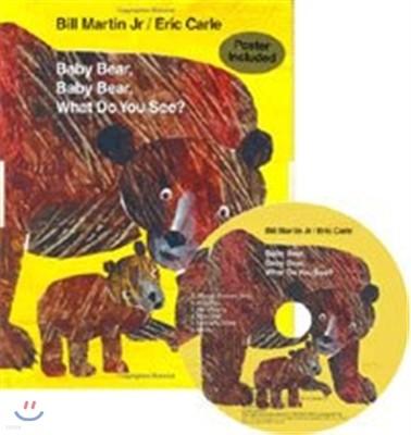[노부영]Baby Bear, Baby Bear, What Do You See? (Boardbook & CD Set)
