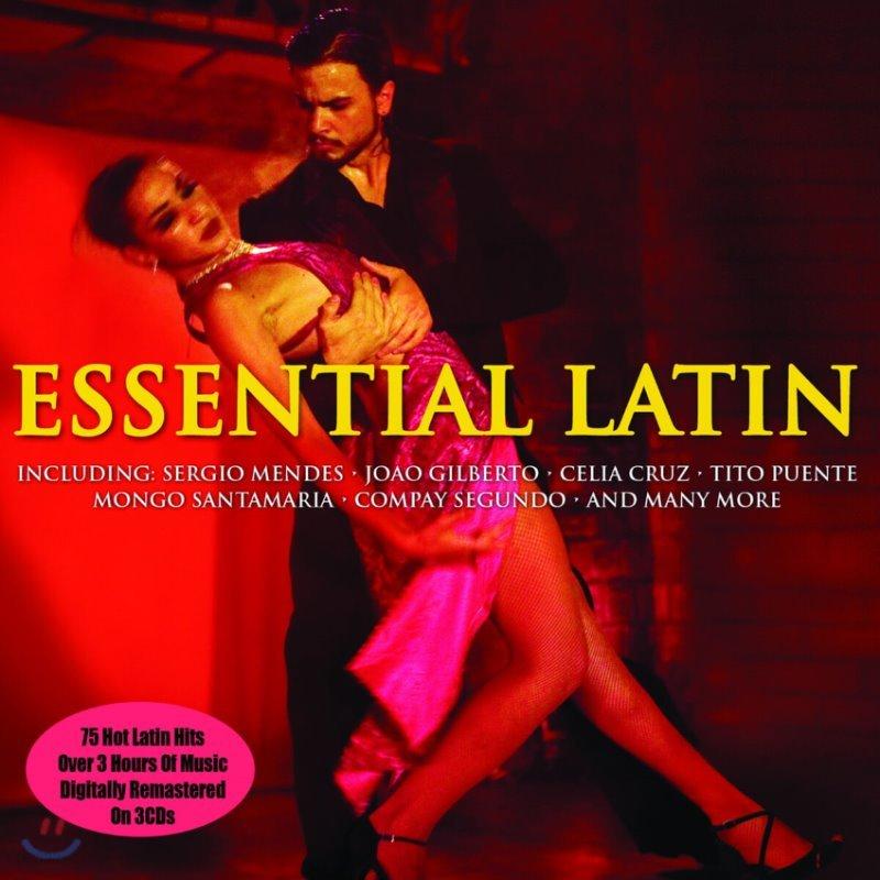 라틴 음악 명곡집 (Essential Latin: 75 Hot Latin Hits)