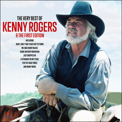 Kenny Rogers (케니 로저스) - The Very Best of Kenny  Rogers