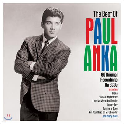 Paul Anka (폴 앵카) - The Best of Paul Anka: 60 Original Recordings