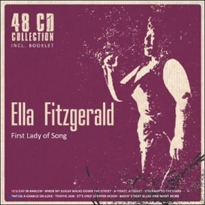 Ella Fitzerald - First Lady of The Song
