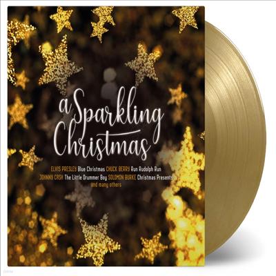 Various Artists - A Sparkling Christmas (Ltd. Ed)(180G)(Coloured Vinyl)(LP)