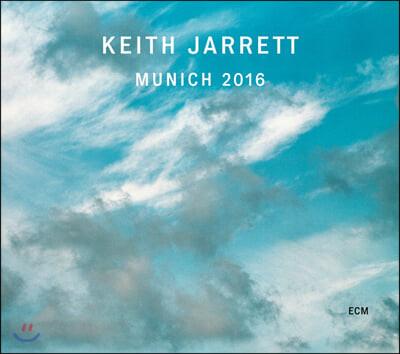 Keith Jarrett - Munich 키스 자렛 2016년 뮌헨 콘서트 [2LP]