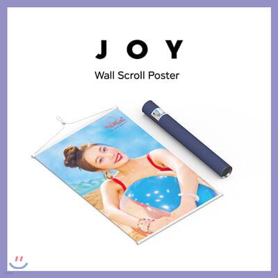 """레드벨벳 (Red Velvet) - 월 스크롤 포스터 """"Chapter 3"""" [조이 ver.] [한정반]"""