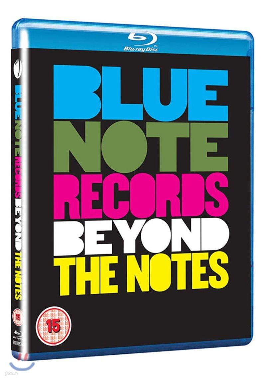 블루 노트 레코드 다큐멘터리 영화 (Blue Note Records: Beyond the Notes) [Blu-ray]