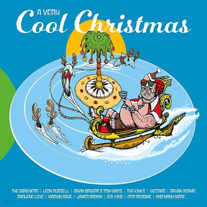 베리 쿨 크리스마스 (A Very Cool Christmas) [그린 & 레드 컬러 2LP]