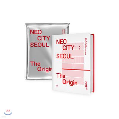 엔시티 127 (NCT 127) - NCT 127 1st Tour NEO CITY : SEOUL - The Origin 공연 화보집 & 라이브 앨범