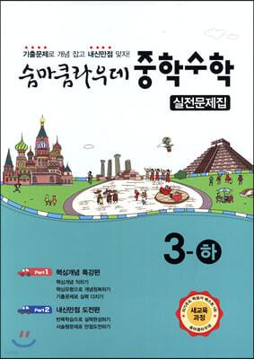 숨마쿰라우데 중학수학 실전문제집 3-하 (2021년용)