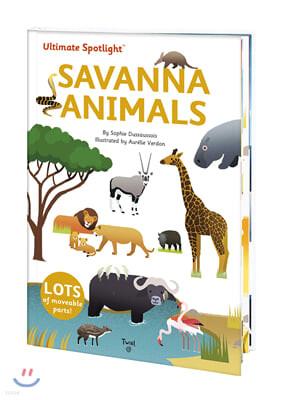 Ultimate Spotlight : Savanna Animals