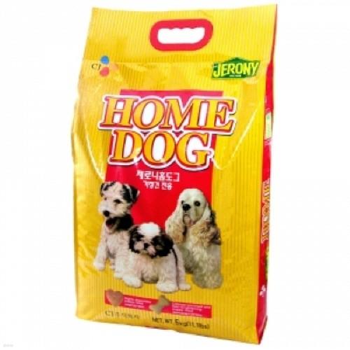 제로니홈도그5kg/강아지사료