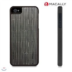 [���ø�] Weave5GR - Woven �������̽�(Gray) for iPhone 5/5S ���