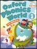Oxford Phonics World 1 : Student Book & Multi-Rom Pack