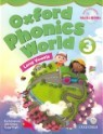 Oxford Phonics World 3 : Student Book & Multi-Rom Pack