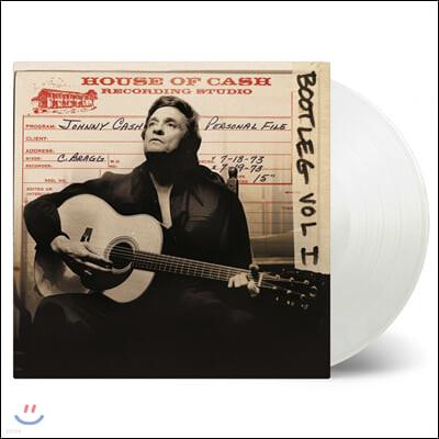 Johnny Cash (조니 캐쉬) - Bootleg 1: The Personal Files [투명 컬러 3LP]