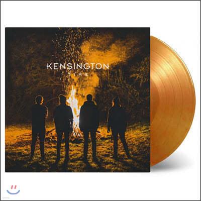 Kensington (켄싱턴) - Time [골드 & 오렌지 컬러 LP]