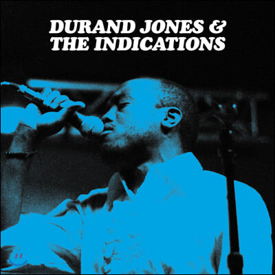 Durand Jones & The Indications (두란 존스 앤 인디케이션스) - Durand Jones & The Indications [LP]