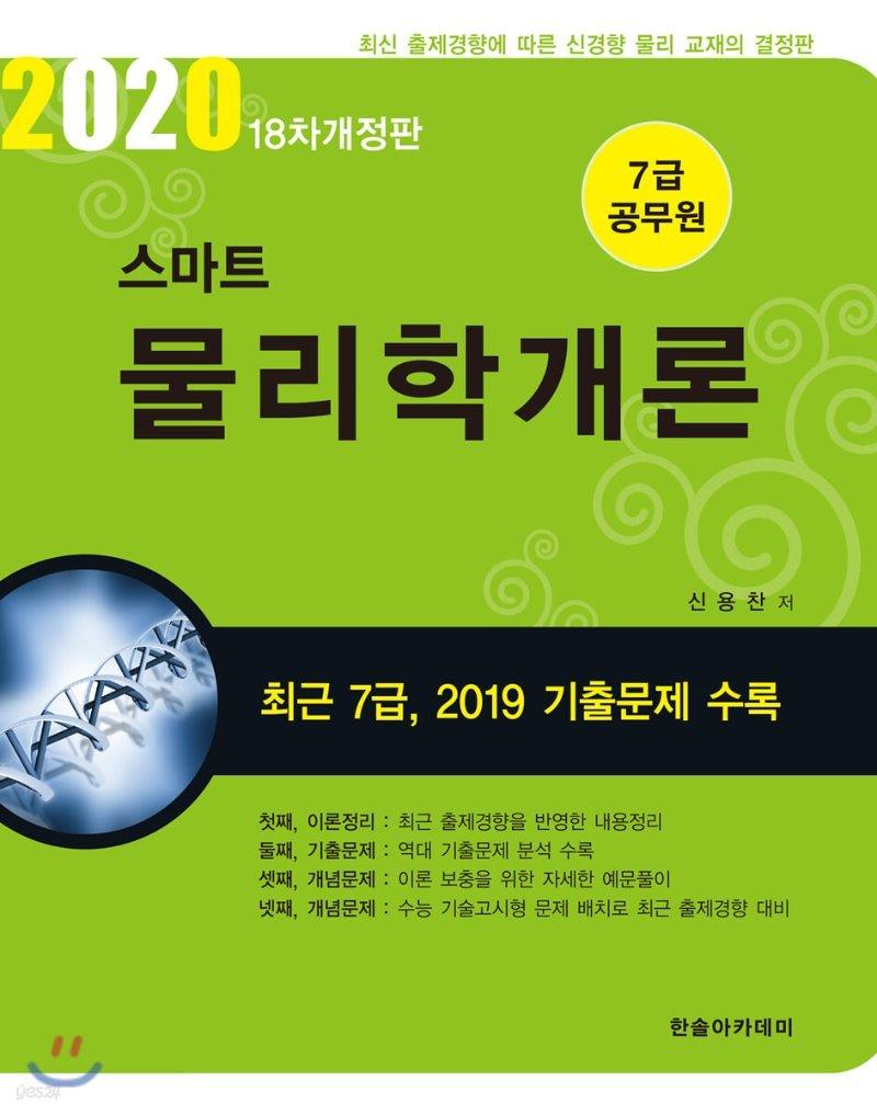 2020 7급 공무원 스마트 물리학개론