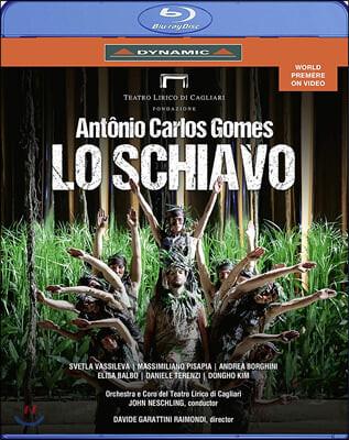 John Neschling 안토니오 카를로스 고메스: 오페라 '로 스키아보' (Antonio Carlos Gomes: Lo Schiavo)