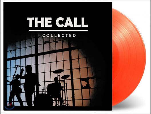 Call (콜) - Collected  [오렌지 컬러 2LP]