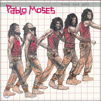 Pablo Moses (파블로 모시스) - Pave The Way [LP]