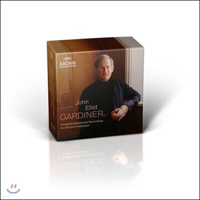 John Eliot Gardiner 존 엘리엇 가디너 - 아르히프 레이블 베토벤 녹음 전집 (Beethoven: Complete Recordings on Archiv)