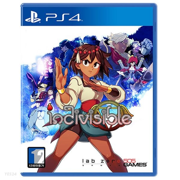 PS4 인디비지블 한글판